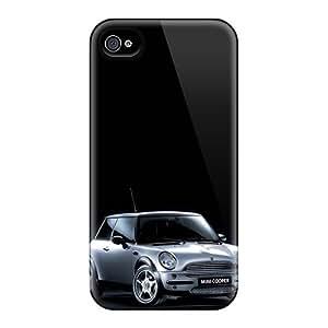 Iphone 6 CIp8522nLSV Support Personal Customs Lifelike Mini Cooper Image Shock Absorbent Hard Phone Covers -LisaSwinburnson