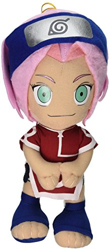 Great Eastern Entertainment Naruto Sakura Plush