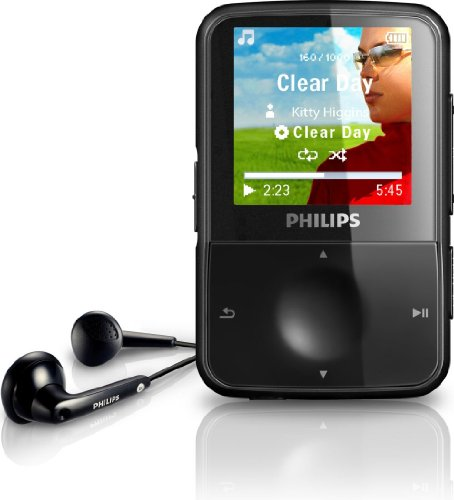 Buy phillips gogear mp3 player