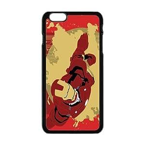 Happy iron man Phone Case for Iphone 6 Plus