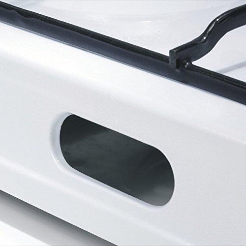 schwarze Emaille-Brenner 50 mbar Gaskocher 2-flammig ideal f/ür die Campingk/üche oder Outdoork/üche