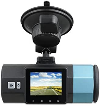 Rand McNally Dash Cam 100 Vehicle Overhead Video Renewed Black
