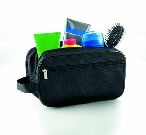 Smart Kit Travel (Travel Smart by Conair Travel Sundry Kit, Black)