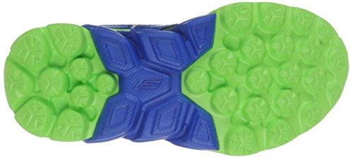 Skechers Go Run 4 - zapatilla deportiva de material sintético niño Azul/de Cal