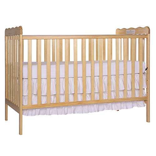 Dream On Me, Carson Classic 3 in 1 Convertible Crib in Natural