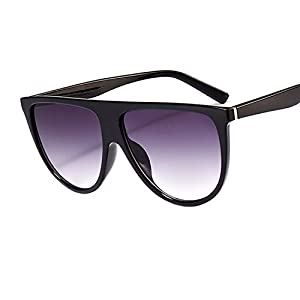 Oversized Sunglasses Women Luxury Sun Glasses Gradient Female Glasses for Ladies Oculos Eyewear,01