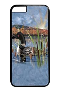 iPhone 6 Case,Loon PC case Cover for iPhone 6 and iPhone 6 Black