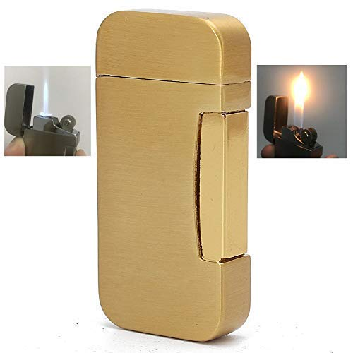 Torch Cigar Lighter, Jet Flame Butane Refillable Cigar Lighter?Unique Soft/Jet Flame Switchable Cigarette Lighter for Tobacco Pipe & Cigar (Cigarette Nice Lighters)