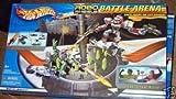 HotWheels Robo Wheels Battle Arena SET