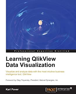 Learning Qlikview Data Visualization by [Pover, Karl]