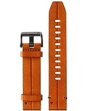 Garmin Quickfit Watch Band, Vented Carbon Gray Titanium Bracelet