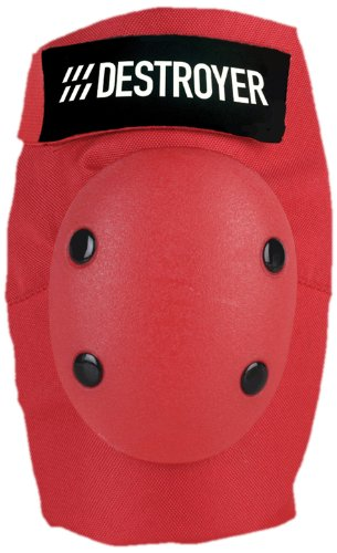 Destroyer Pro Elbow Pad - Destroyer Pro Elbow Pad (Red, X-Large)