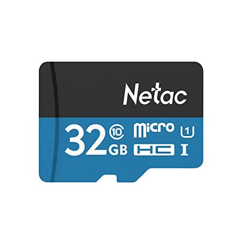 32GB Micro SD, Waterproof TF Memory Card, UHS-1 Class 10 Flash Memory Card Data Storage - Speed up to 80MB/s for Mobile Phone/Security Camera/Driving Recorder