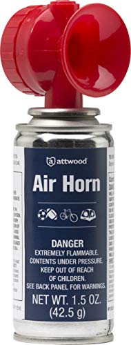 attwood 118090-7 Portable Boat Air Horn 1.5-oz