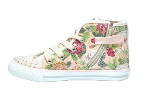 Primigi bambino Sneakers scarpe bambina cipria COLLEGE G74