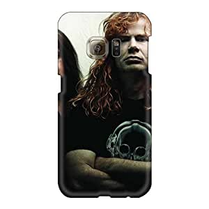 Samsung Galaxy S6 DVr16203gAnD Provide Private Custom High Resolution Megadeth Band Pictures Best Hard Cell-phone Cases -AlissaDubois