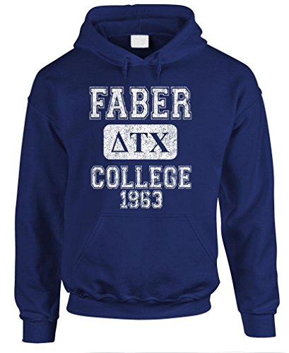 FABER COLLEGE belushi Pullover Hoodie