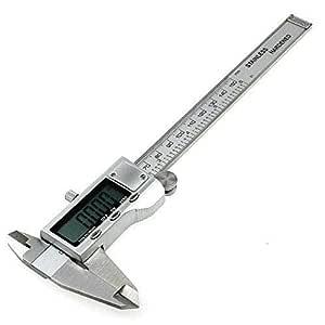 150mm Stainless Steel Electronic Digital Vernier Caliper Micrometer