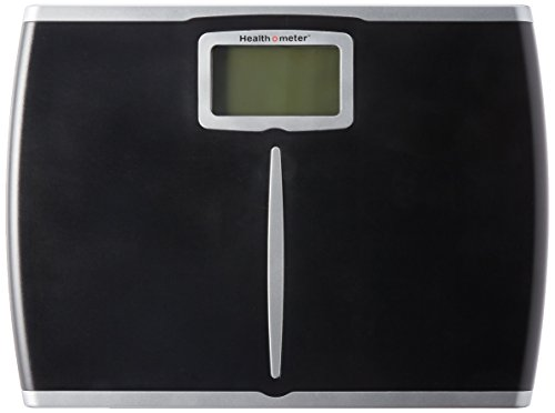 Jarden Home Environment HDM459DQ-05 Extra Wide Bath Scale, Black