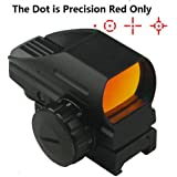 FieldSport CQB 4 Reticle Red Dot Sight, Version 2, Precision Red Dot Only No Green
