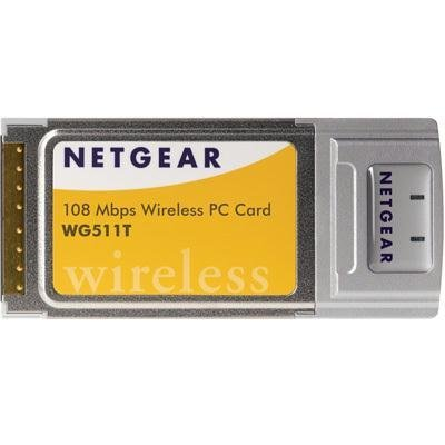 WG511T 108MBPS 802.11G WLS PCCARD