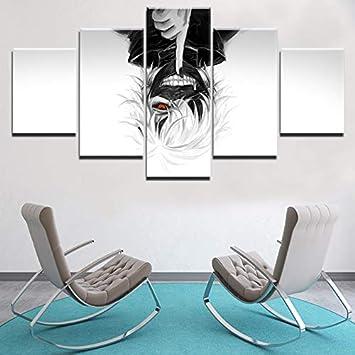 mbxztm Moderno Arte de la Pared decoración Lienzo Pintura del ...