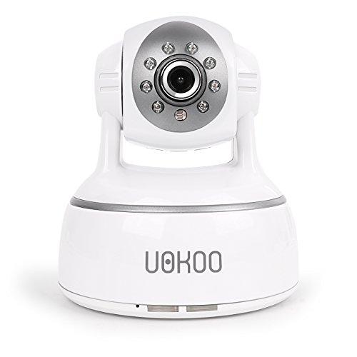 Wireless IP Camera, Uokoo 720P Security Surveillance WiFi Ca
