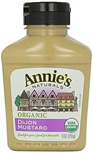 Annie's Homegrown Organic Dijon Mustard - 9 oz