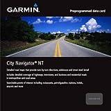 Software : Garmin City Navigator Europe NT - Benelux/France