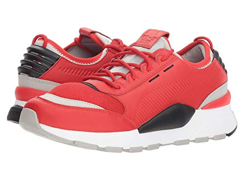 [PUMA(プーマ)] メンズランニングシューズ?スニーカー?靴 Rs-0 Sound High Risk Red/Gray Violet/Puma Black 11.5 (29.5cm) D - Medium