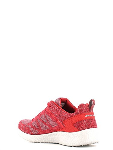 Skechers , Baskets pour homme Rouge Red
