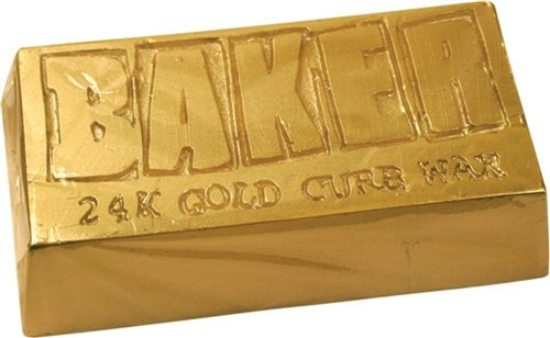 Baker 24 Karat Curb Wax Skateboard Wax
