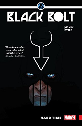 Black Bolt Vol. 1: Hard Time (Black Bolt (2017-))