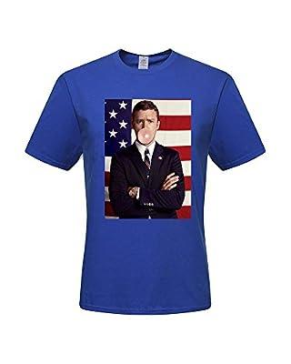 DIY Justin Timberlake Men's 100% Cotton Short Sleeve T-Shirt