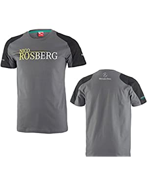Mercedes AMG Petronas F1 2014 Men's Rosberg T-Shirt