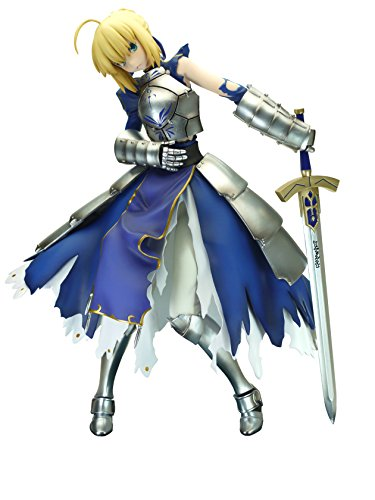 Clayz Fate/Stay Night: Saber PVC Figure (Battle Version) (1:6 Scale)