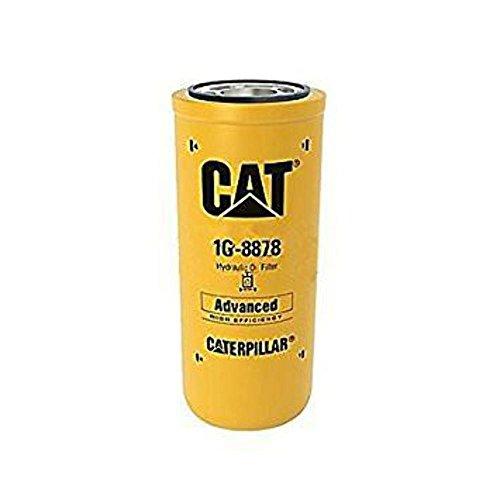 Caterpillar 1G8878 1G-8878 HYDRAULIC OIL FILTER Advanced High Efficiency by Caterpillar