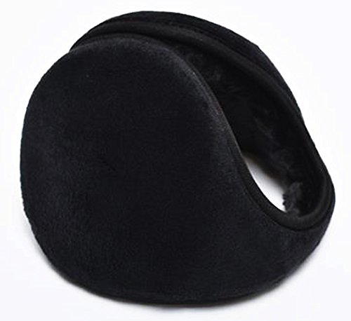 HIG Ear Warmer Unisex Soft Plush Fleece Outdoor Winter Earmuffs