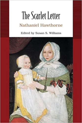 an analysis of the scarlet letter by hawthorne Download the free study guide and infographic for nathaniel hawthorne's novel the scarlet letter here:   cou.