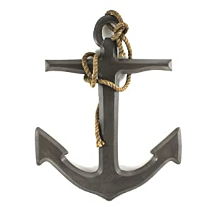 41QTQmgpQ7L._SS300_ Anchor Decor & Nautical Anchor Decorations