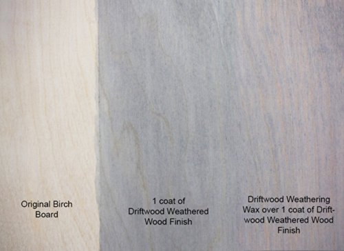 Bundle 4 Pak Of Driftwood 8 Oz Liming Wax 8 Oz Weathering