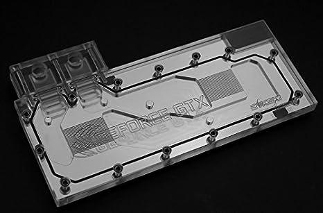 nhowe cobertura total VGA GPU Bloque de refrigeración de ...
