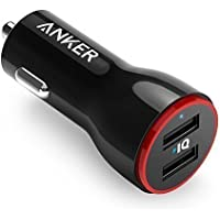 Anker 24W 4.8A Dual USB Car Charger