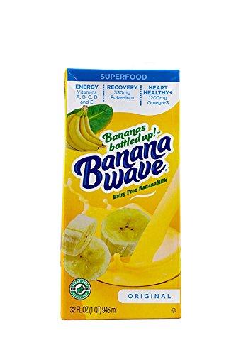 Banana Wave Banana Milk, 32 oz(us)