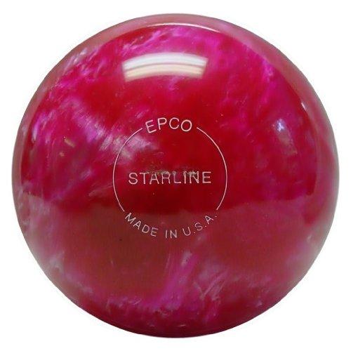EPCO-Duckpin-Bowling-Ball-Starline-Hot-Pink-Pearl-Single-Ball