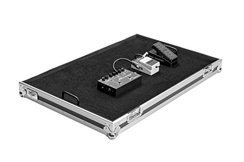 OSP Guitar Effects Pedal Board w/doghouse | ATA Flight Case |32