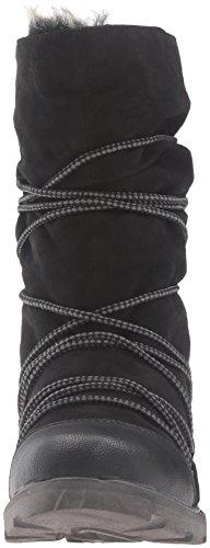 Boot Women's Winter Isla Roxy Black q1PatASZw6