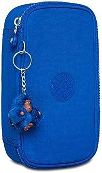 Kipling 50 PENS - Estuche, Unisex Adulto, Azul - (Poseidon Blue): Amazon.es: Deportes y aire libre