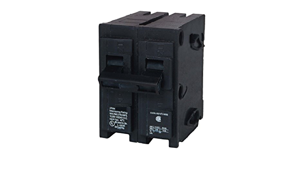 Q240HH 40-Amp Double Pole 65kA Type HQP Circuit Breaker