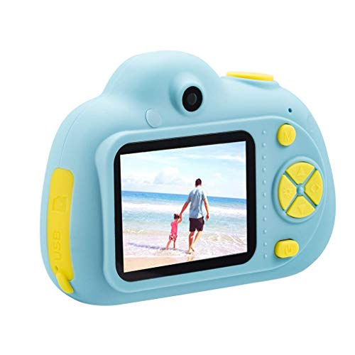 Redvive Top Kids Toys Camera Compact Cameras for Children Gifts, 8MP HD Video Camera Gifts -